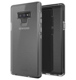 Gear4 Gear4   Samsung Galaxy Note 9 D3O Clear/Black Piccadilly Case   15-03315