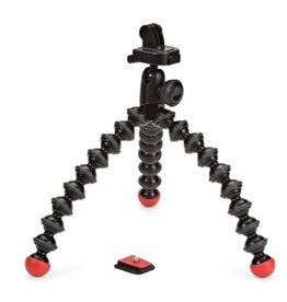 JOBY JOBY | GorillaPod Action Tripod with Mount for GoPro® (Black/Red) | JB01300