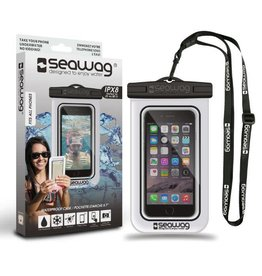 Seawag Seawag | Universal Waterproof Case White/Black | SEAW1