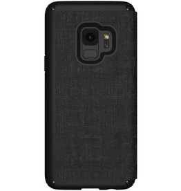 Speck Speck   Samsung Galaxy S9 Presidio Folio - Heathered Black/Grey   1105767358