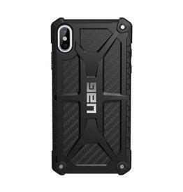 UAG UAG   iPhone Xs Max Monarch Rugged Case Carbon Fiber (Black)   120-0915