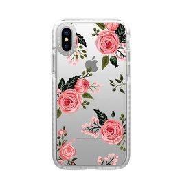Casetify Casetify | iPhone Xs Max Impact Case Pink Floral Roses | 120-0865