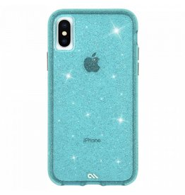 Case-Mate Case-mate | iPhone X/Xs Teal Sheer Crystal case | 15-03525