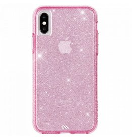Case-Mate Case-mate | iPhone Xs Max Pink Sheer Crystal case| 15-03690