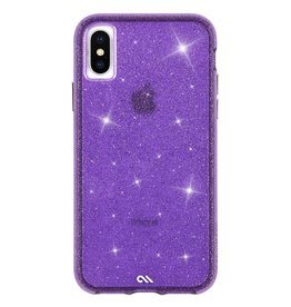 Case-Mate Case-mate | iPhone Xs Max Purple Sheer Crystal case | 15-03691