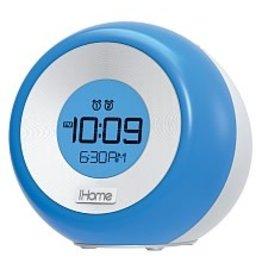 iHome iHome   Color Changing Alarm FM Clock Radio   115-1564