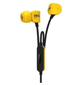 AKG AKG | Yellow Y20 In Ear Headphone| Y20UYEL