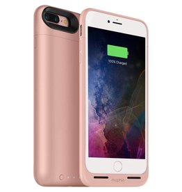 Mophie Mophie | 8/7+ rose gold Charge Case | 15-01760