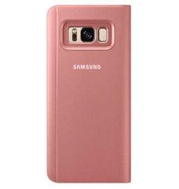 Samsung Samsung | Samsung Galaxy S8+ Pink Clear View | 15-01718