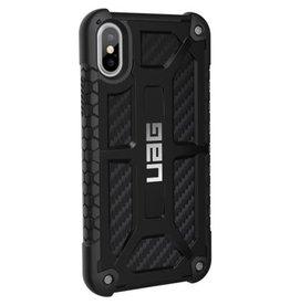 UAG UAG   iPhone X Black (AST) Monarch Series case   15-02092