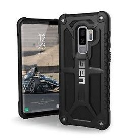 UAG UAG | Samsung Galaxy S9+ Monarch Rugged Case Black Matte | 120-0100