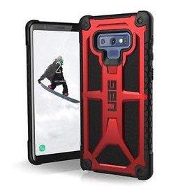 UAG UAG   Samsung Galaxy Note 9 Monarch Rugged Case Crimson (Red)   120-0642