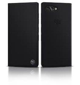 Blackberry BlackBerry | Key2 Leather Flip Case Black | 120-0635