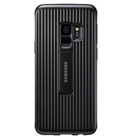 Samsung Samsung | Samsung Galaxy S9 Protective Standing Cover Black | 120-0297