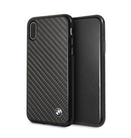 BMW   iPhone X/Xs Carbon Fiber Signature Hard Case   BMHCPXMBC