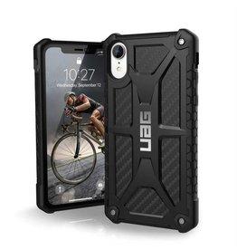 UAG UAG   iPhone Xr Monarch Rugged Case Carbon Fiber (Black)   120-0901