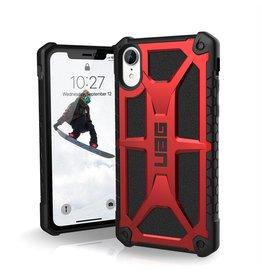 UAG UAG   iPhone Xr Monarch Rugged Case Crimson (Red)   120-0899