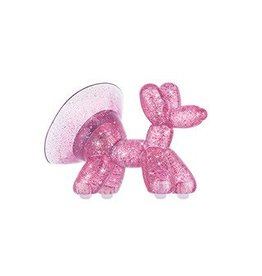 Case-Mate Case-mate | Universal Pink Sheer Crystal Balloon Dog Stand Ups | 15-03866