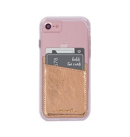 Case-Mate Case-mate | Universal Rose Gold ID Holder | 15-01647