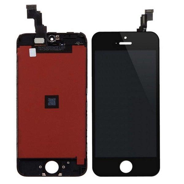 Vitre et LCD de remplacement pour iPhone 5C - Livraison rapide partout au Canada!