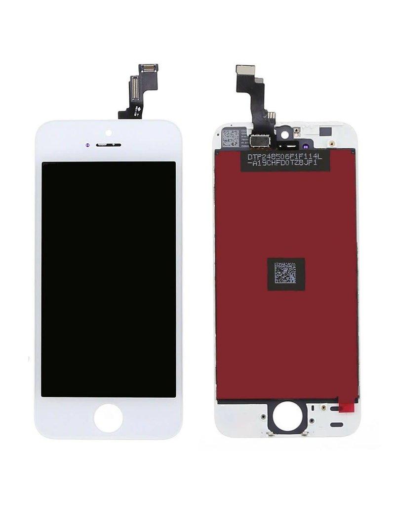 Apple Vitre et LCD de remplacement pour iPhone 5S - Livraison rapide partout au Canada!