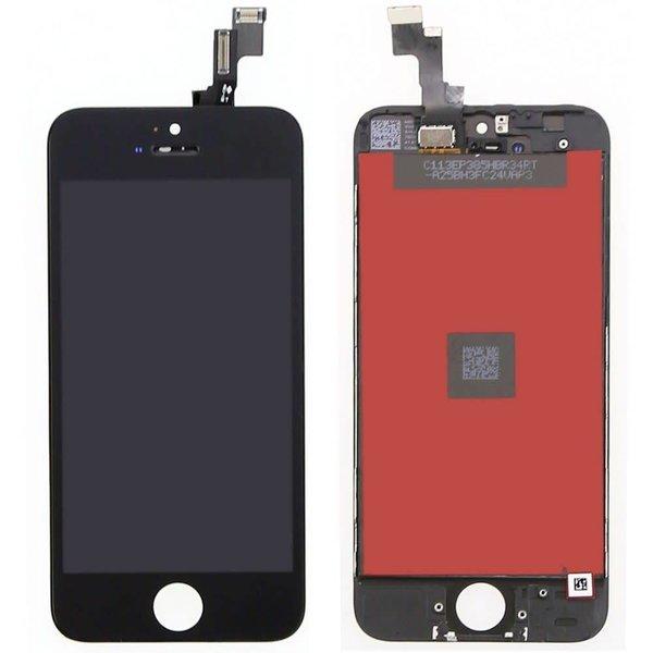 Vitre et LCD de remplacement pour iPhone 5S - Livraison rapide partout au Canada!