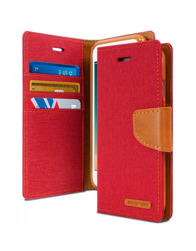 Goospery Canvas Diary iPhone 7 Plus
