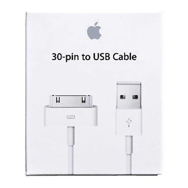 Câble 30 Pin à USB pour vos anciens iPad, iPhone, iPod