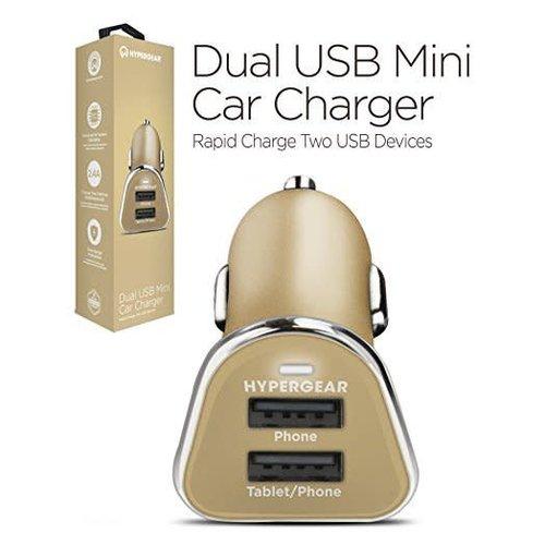 Hypergear HyperGear Chargeur voiture double 2.4A