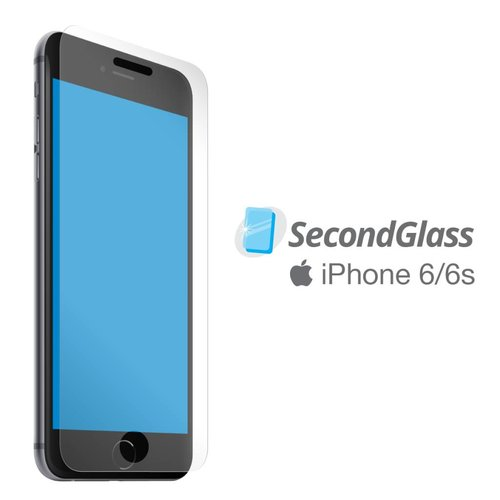 Second Glass iPhone 6 / 6S - Second glass Vrak