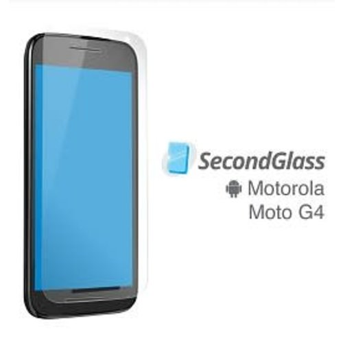 Second Glass Second Glass - Moto G4 Play