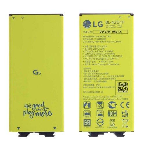 LG LG G5 - Batterie