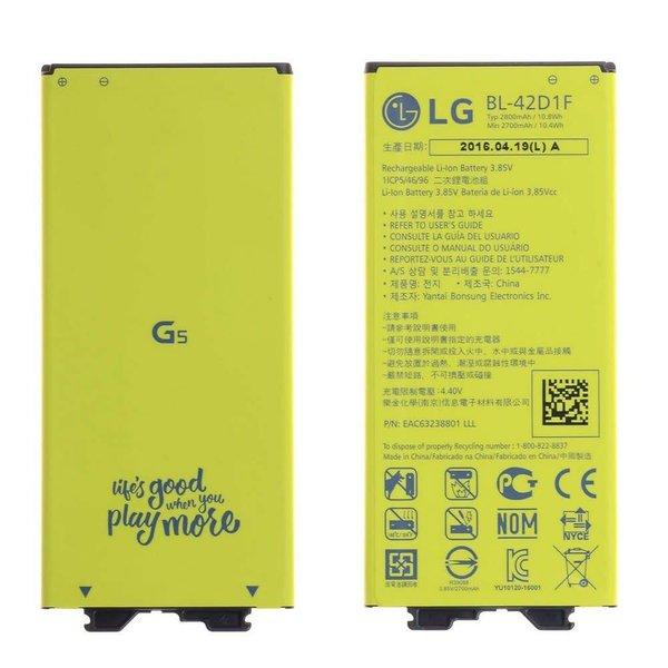LG G5 - Batterie
