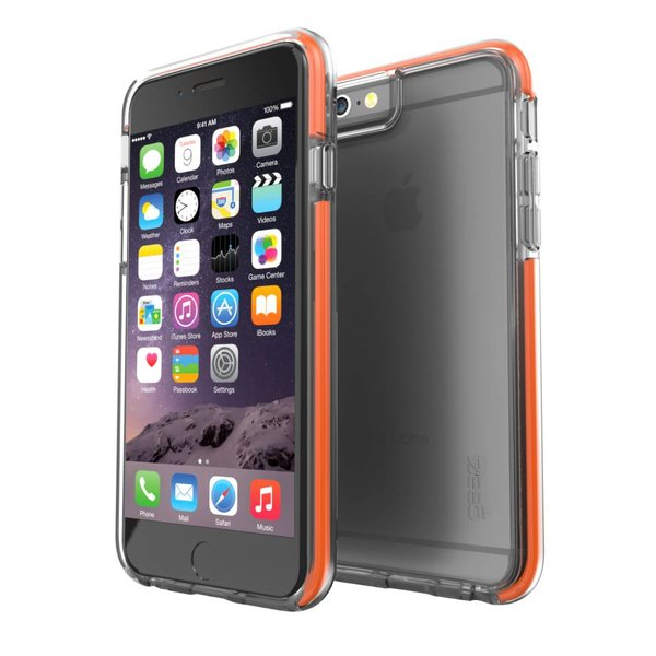 Gear4 Piccadilly iPhone 6+ / 6s+ Orange