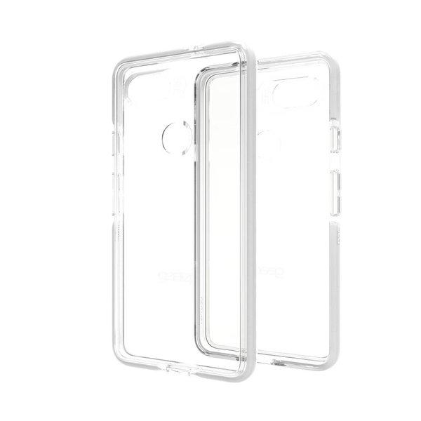 Étui de protection pour Google Pixel 2 XL - Gear4 D3O Piccadilly - Blanc