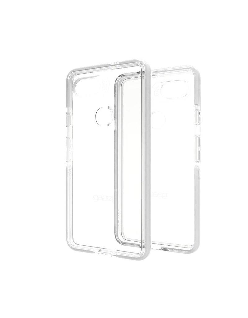 GEAR4 Étui de protection pour Google Pixel 2 XL - Gear4 D3O Piccadilly - Blanc