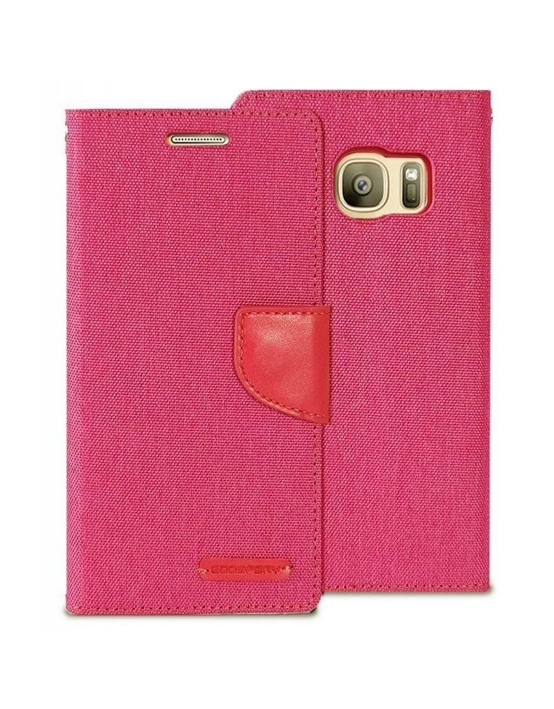 Goospery Canvas Diary Samsung Galaxy S7