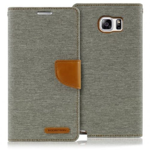 Goospery Canvas Diary Samsung Galaxy Note 5