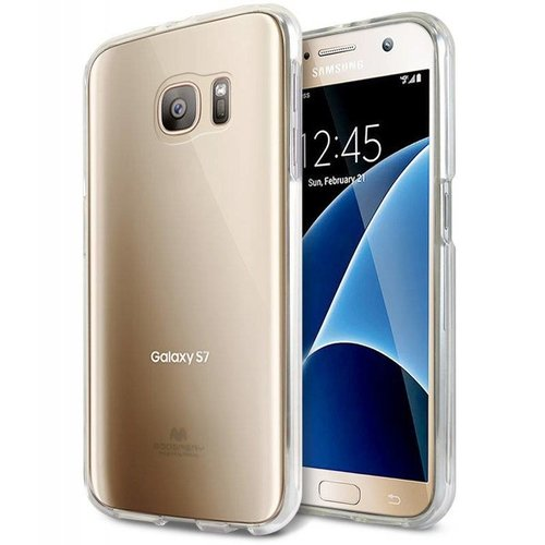 Goospery Clear Jelly - Galaxy S7