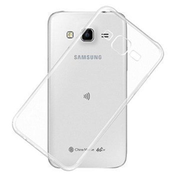 Clear Jelly - Samsung J3 (2016)