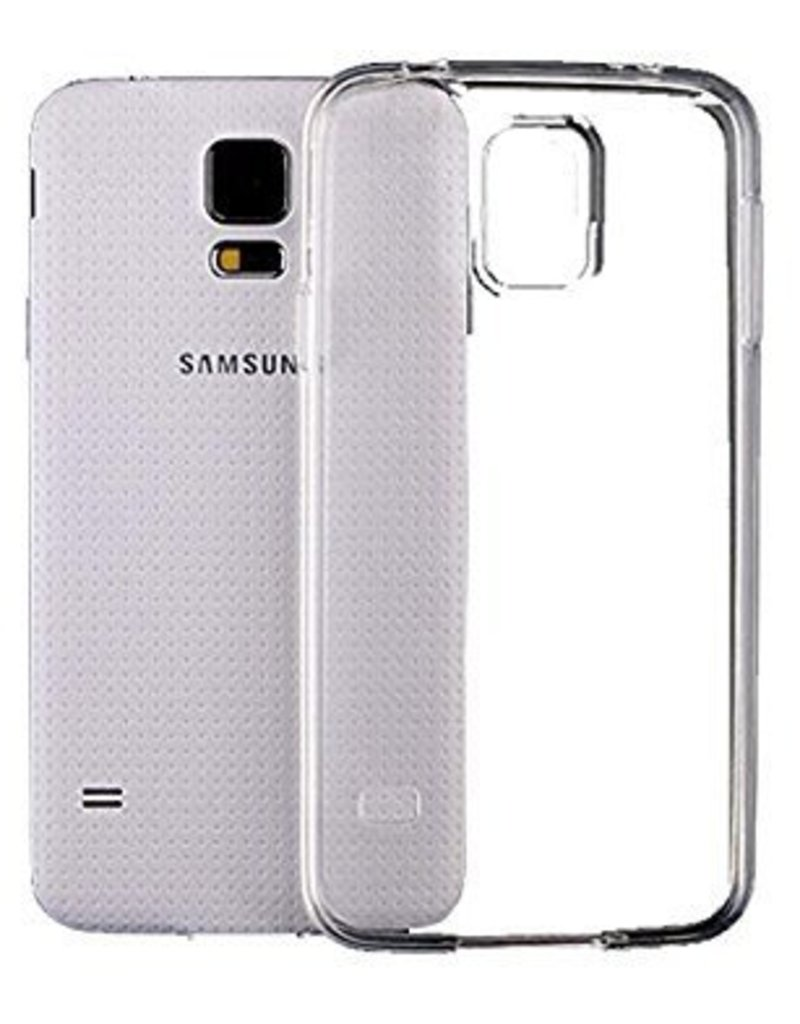 Goospery Clear Jelly - Samsung S5