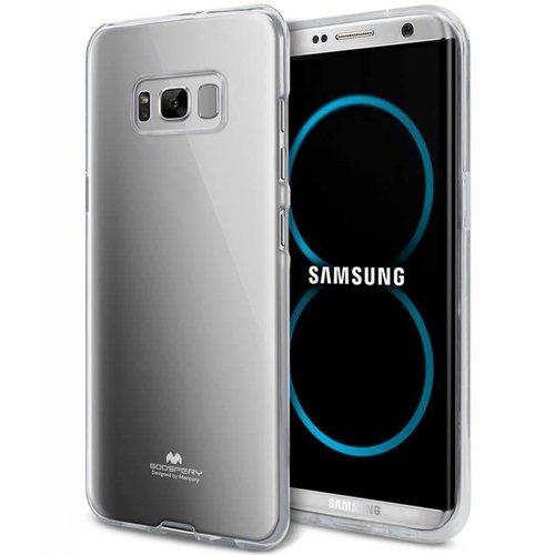 Goospery Clear Jelly - Galaxy S8 Plus