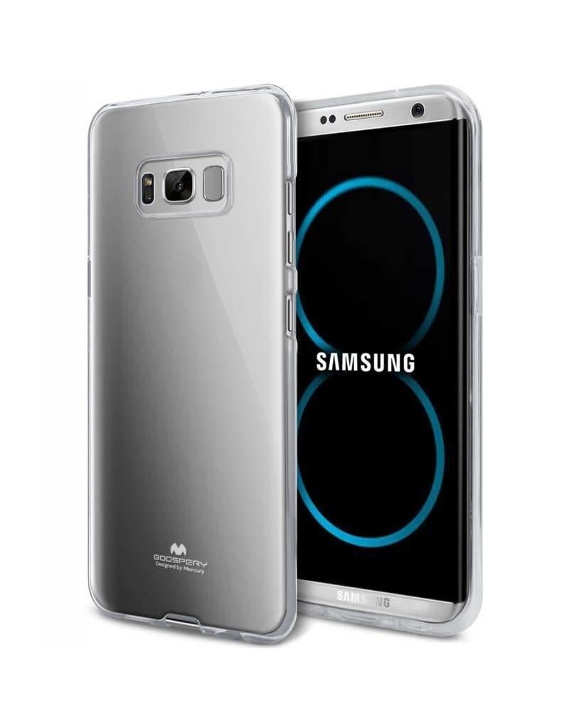 Goospery Clear Jelly - Samsung Galaxy S8 Plus