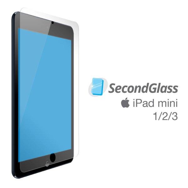 Vitre protectrice Second Glass pour iPad en verre trempé par Mobile Expert Canada