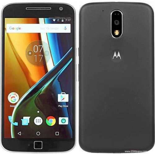 USAGÉ - Cell Moto G4 Plus  32 Go Noir (Wow)