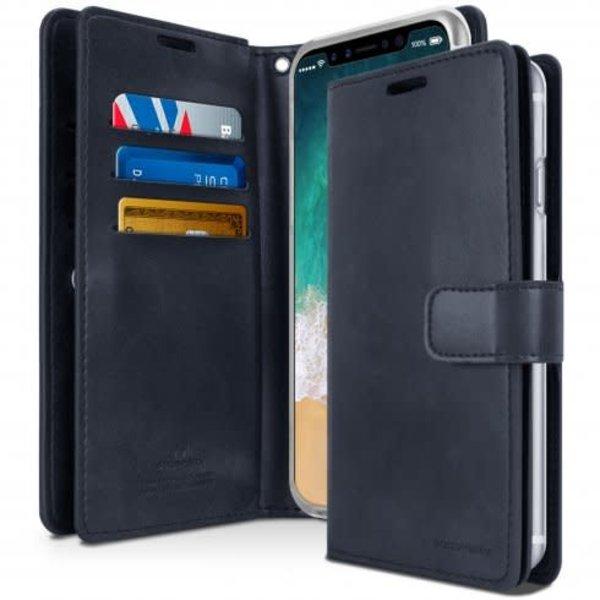 Étui Mansoor Diary pour iPhone X - Livraison rapide partout au Canada!