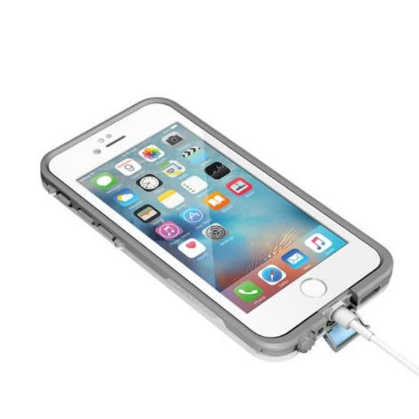 Étui LifeProof pour iPhone 6+ - Blanc - Livraison rapide partout au Canada!