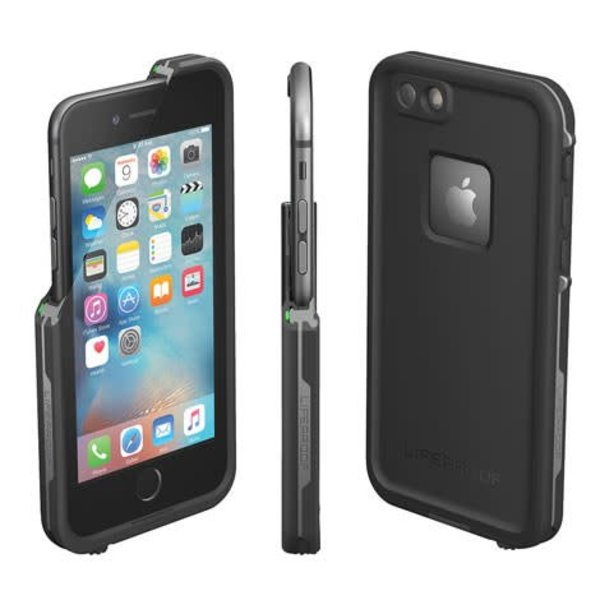 Étui LifeProof pour iPhone 6+/6S+ - Noir - Livraison rapide partout au Canada!