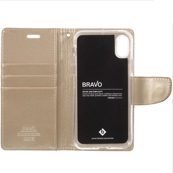 Étui Bravo Diary pour iPhone X - Livraison rapide partout au Canada!