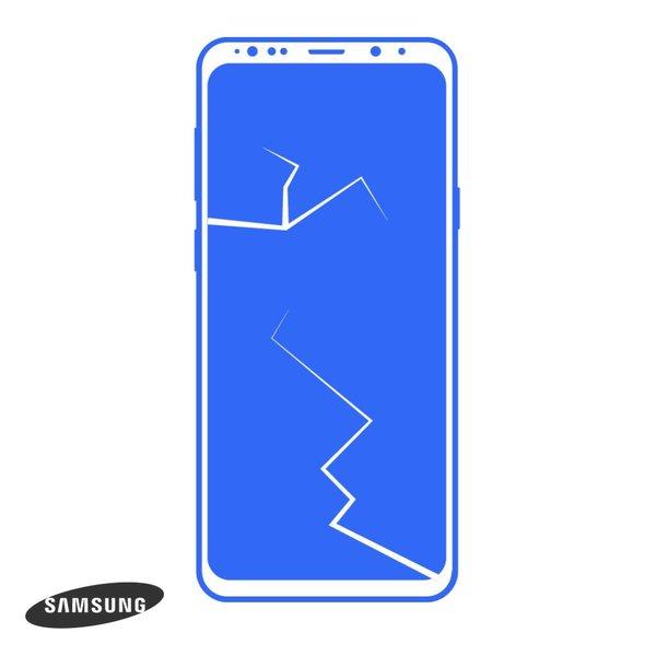 Réparation de Vitre pour Samsung Galaxy - Prix variable selon modèle
